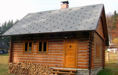 Roubené stavby