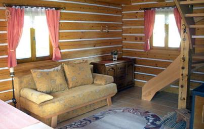 Roubené stavby - roubené chaty